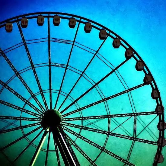 Seattle Ferris Wheel The Graphic City