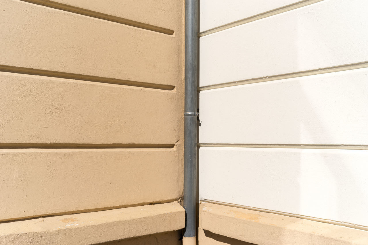 Wall Angle Angles Architecture Backgrounds Building Exterior Close-up Corner Wall Day Full Frame Lines Lines And Shapes No People Wall Wall Corner White Color White Wall Yellow Yellow Wall