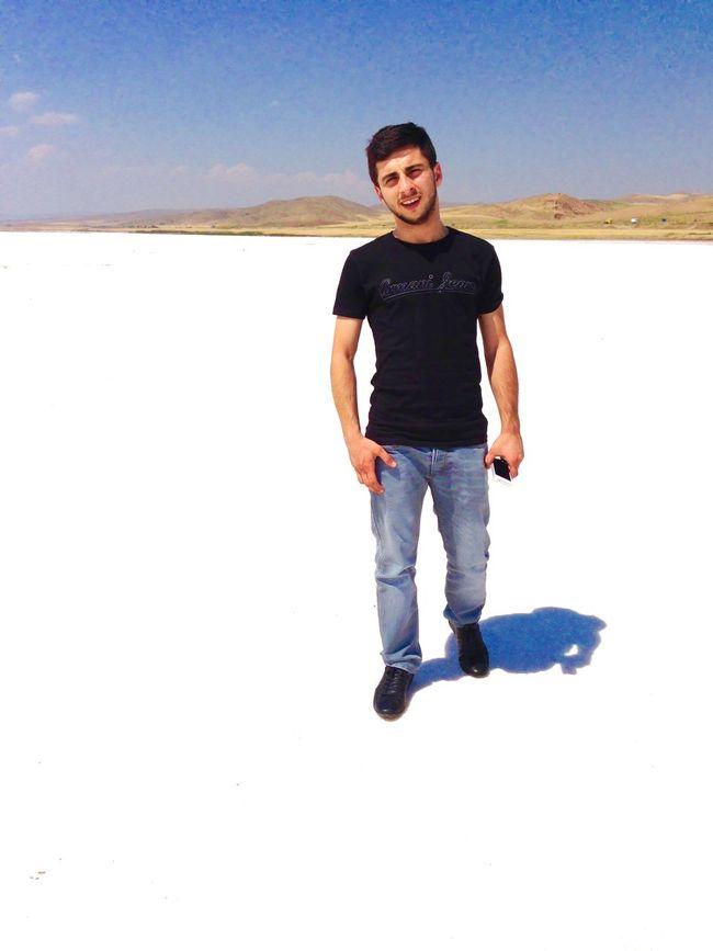 Ankara Tuz Golu