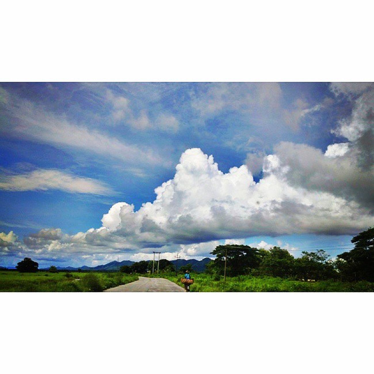 ခရီးသြားမိုးတိမ္ Jipsy Clouds Cloud Instatravel sky travelphotography travelgram myanmar igersmyanmar