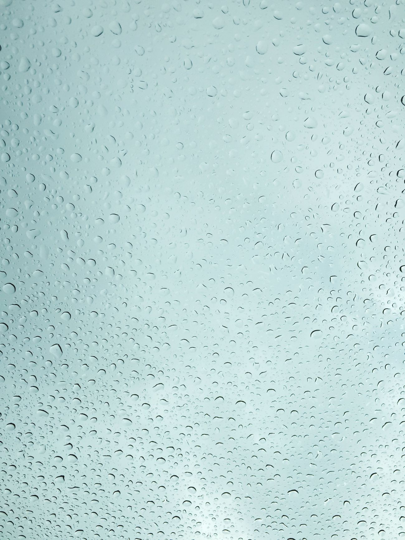 Rain on a window. Rain Wet Full Frame Drop Backgrounds RainDrop Weather Water Window No People Indoors  Textured  Close-up Day