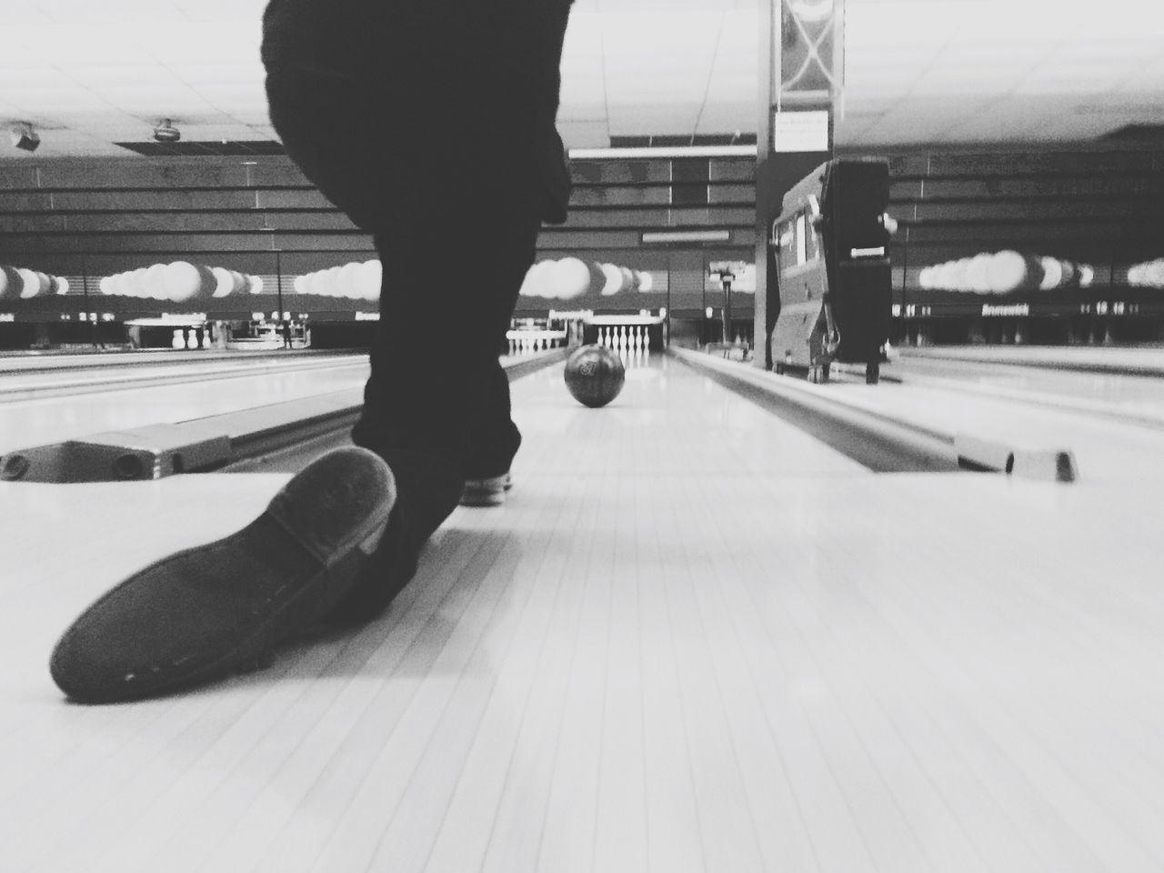 Beautiful stock photos of bowling, Berlin, Bowling Alley, Bowling Ball, Bowling Shoe