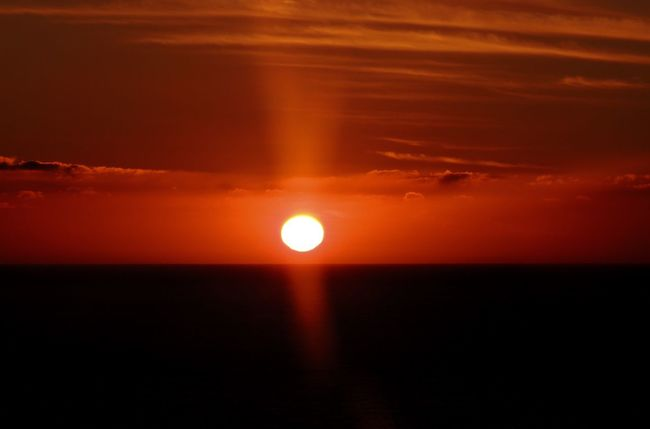 Different stages of sunset( Fri,09 Oct 2015) Sunsetporn Sunset_captures Orange Sky Capture The Moment Sunset_collection Reflecting Sunset Sunset Rays Sunsetphotographs Sunsetlover Reñaca Beach , Chile