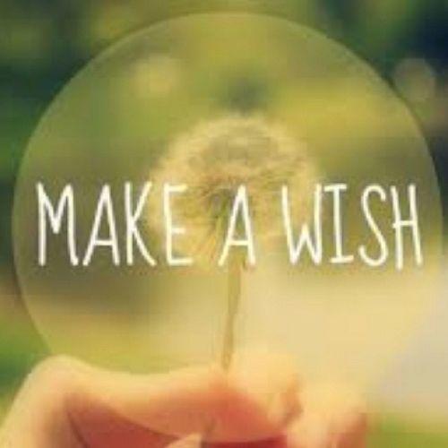 I wish... Makeawish KeepCalmAndMakeAWish AsYouWish ThreeWishes SprayberryFamily Dandelion Magic