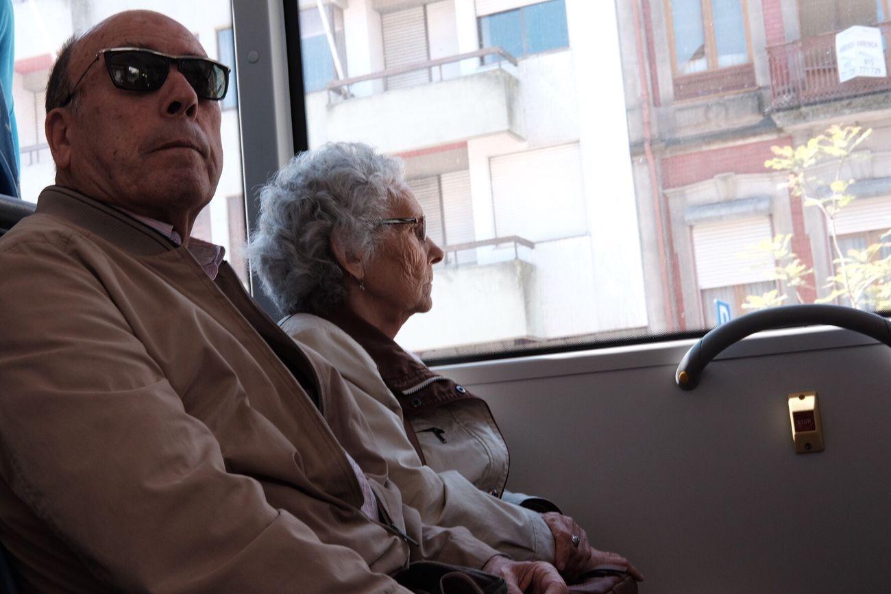 EyeEm Selects people bus Senior Adult