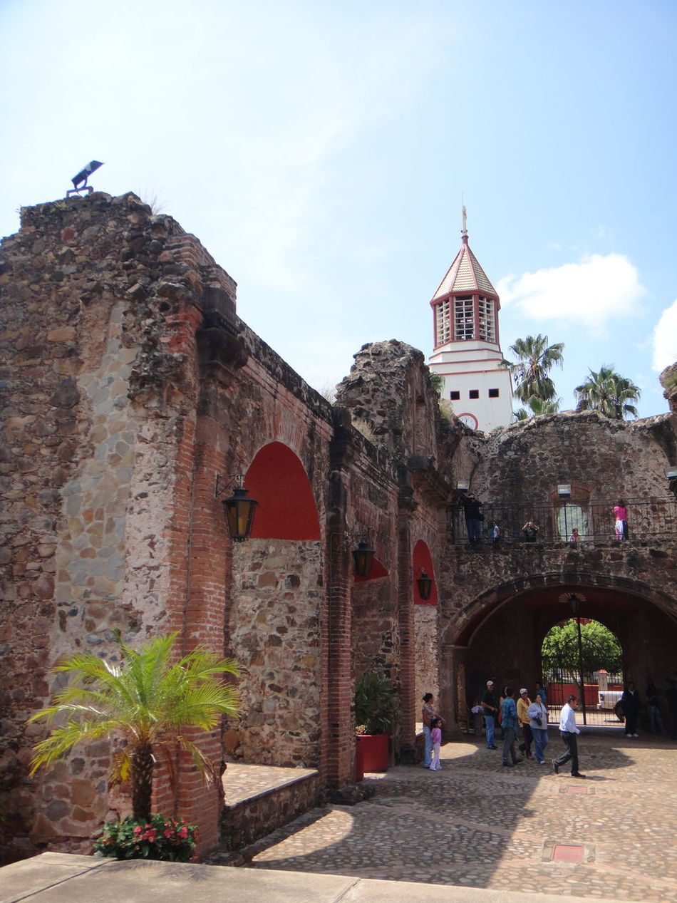 Abandoned Temple Architecture Ayutla, Jalisco Cultures From Centuries Ago History Jalisco Leyends Old Buildings Unfinished Constuction