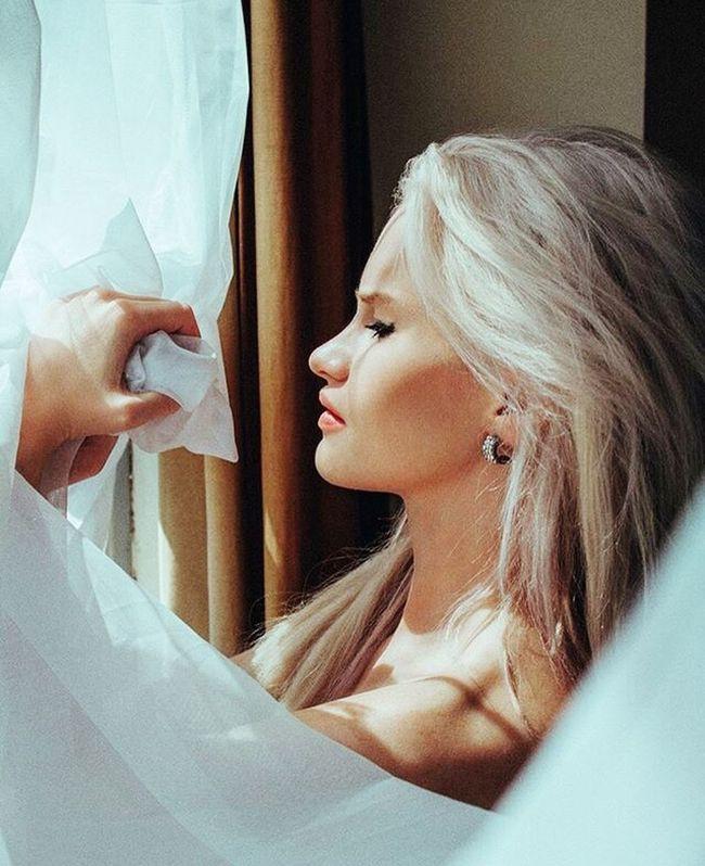 Waiting... Indoors  Window Young Adult Person Naturallight Blonde Leotard Model Fashion Fashion&love&beauty Canon Summer EyeEm Best Shots Eye4photography  EyeEm Best Edits EyeEmBestEdits