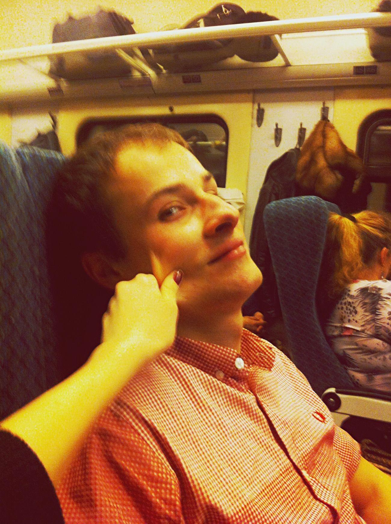 Любимый❤ поезд новгород