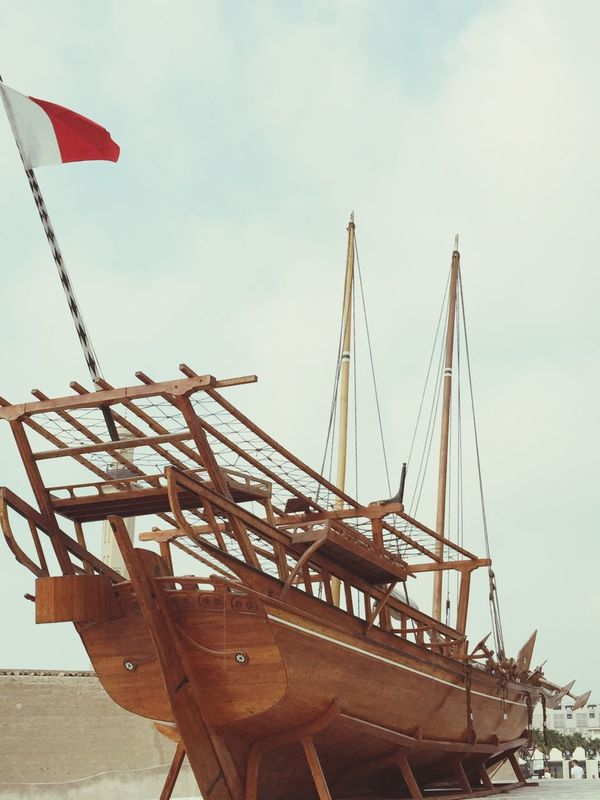 The boat that never sailed ? Checking Out Artifacts Learning Dubaicity