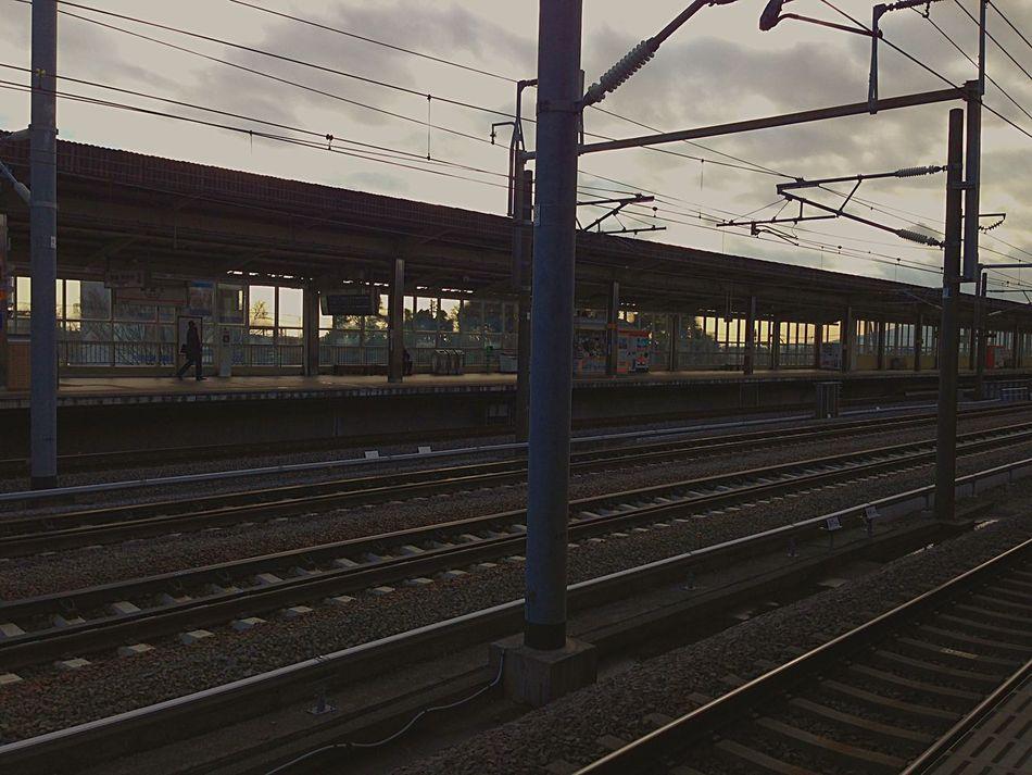 Railway Railwaystation Rails Railways_of_our_world Shinkansen Travel By Puk✈️ Hello World Eye Em Around The World Travel Photography