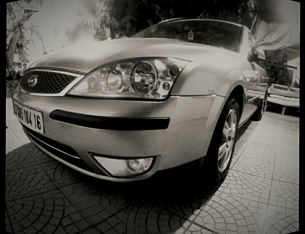 MyPhotography Amateurphotographer  Algeria Ford Mondeo Old But Awesome First Eyeem Photo