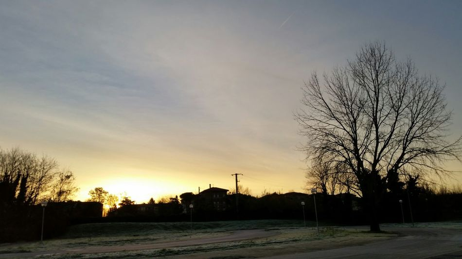 Morning Sky Morning Light Positive Vibes