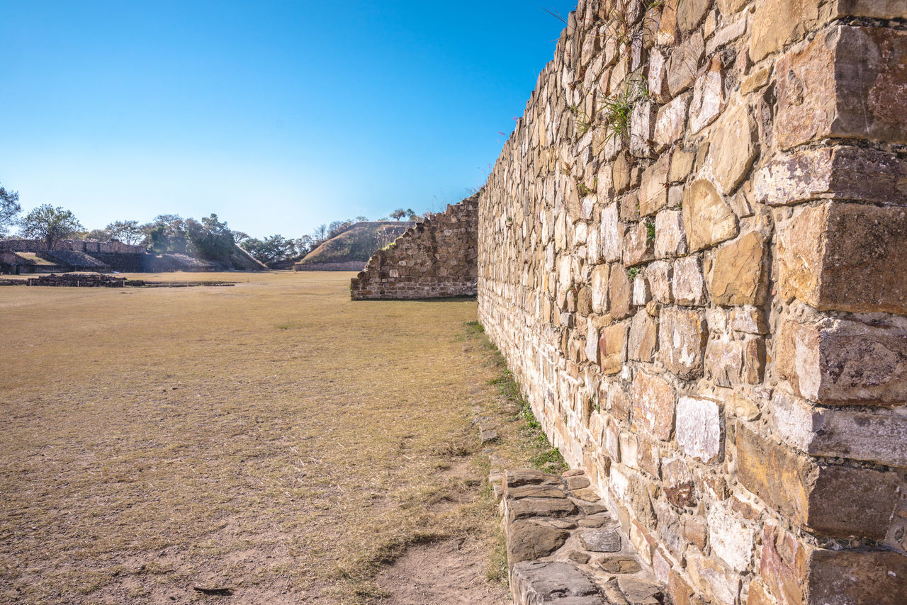 Amazing View Ancestral Ci Ancient Architecture Blue Clear Sky Destinations History Landscape Mexico Mexicoistheshit Monte Alban Mountain Nature No People Oaxaca Outdoors Prehispanic Pyramids Tourism Travel Travel Travel Destinations Travel Photography Vacations