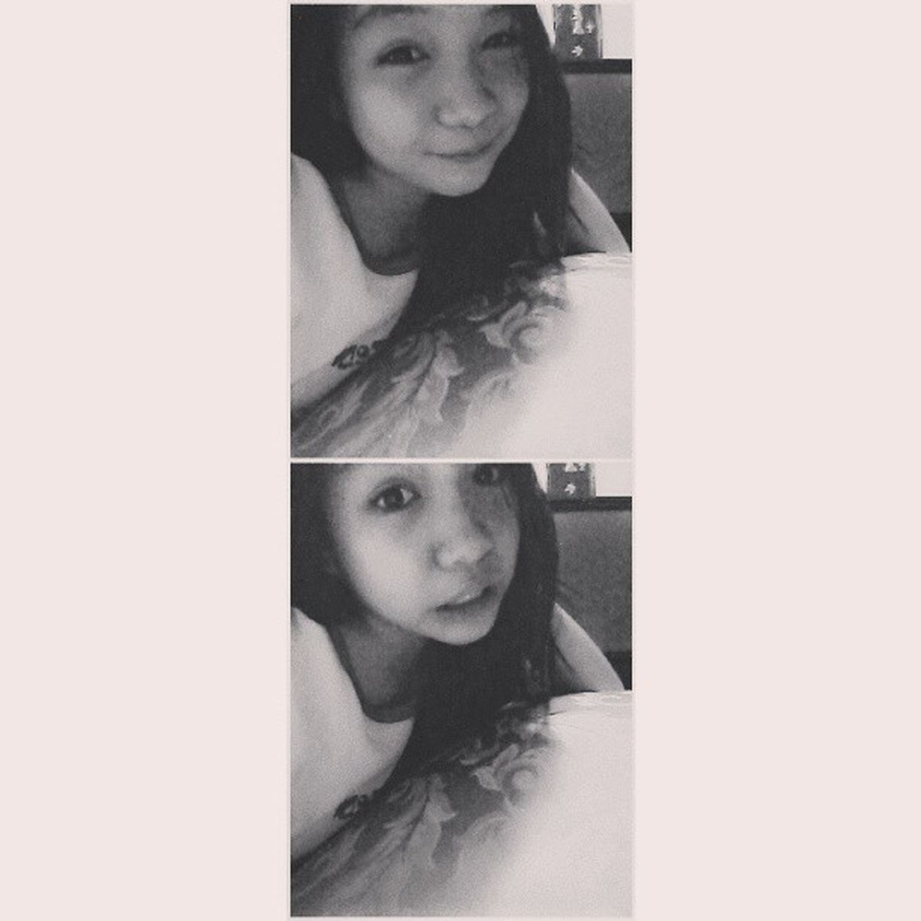 Good Afternoon. Selfieee Hi Hello Happy ~ <3
