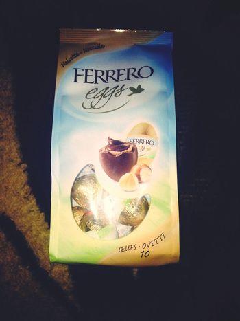 Ferrero Eggs Happy Easter! Joyeuse Pâques