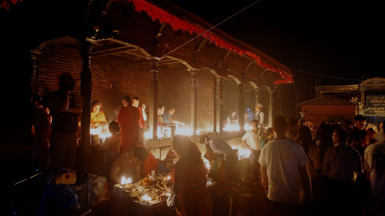 Bhoto Jatra @ Patan People Arts And Culture Tradition Buttermilk Lights Newari Bhoto Jatra Lalitpur Lights And Shadows Illuminated Culture And Tradition Happiness And Light Street Photography