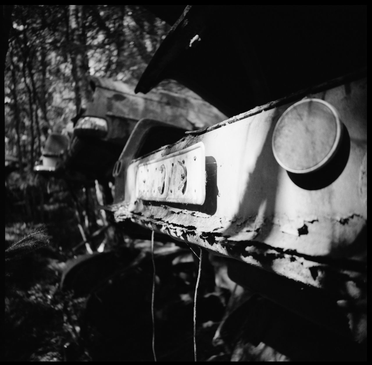 The eerie beauty of the car cemetery of Båstnäs Abandonded Car Cemetery Analogue Photography Black And White Båstnäs Båstnäs Car Cemetery Båstnäs Töcksfors Car Cemetery Cars Cars And Art Cars And Nature Forrest Leaves Life Moss No People Outdoors Scandinavia Schrottplatz Scrap Metal Summer In Sweden Sweden Technology Travel Vintage Vintage Cars