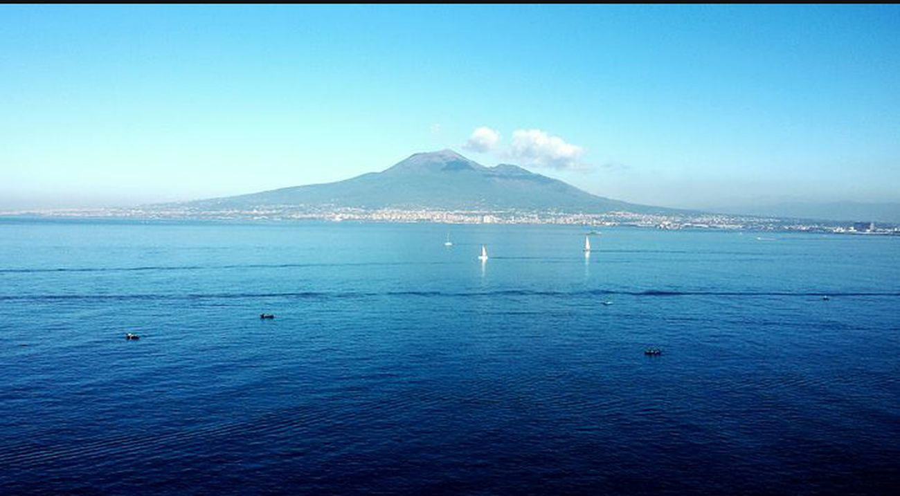 I Am Publishing Old Photos Of My Old Profile @SaraCuomo. Napoli ❤ Made By Me!😙😙😙