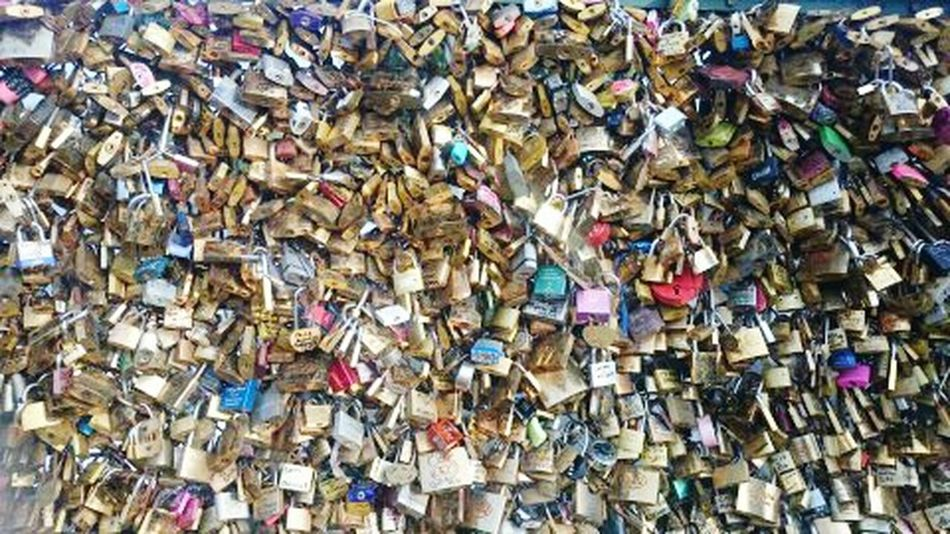 Love Lock Padlock