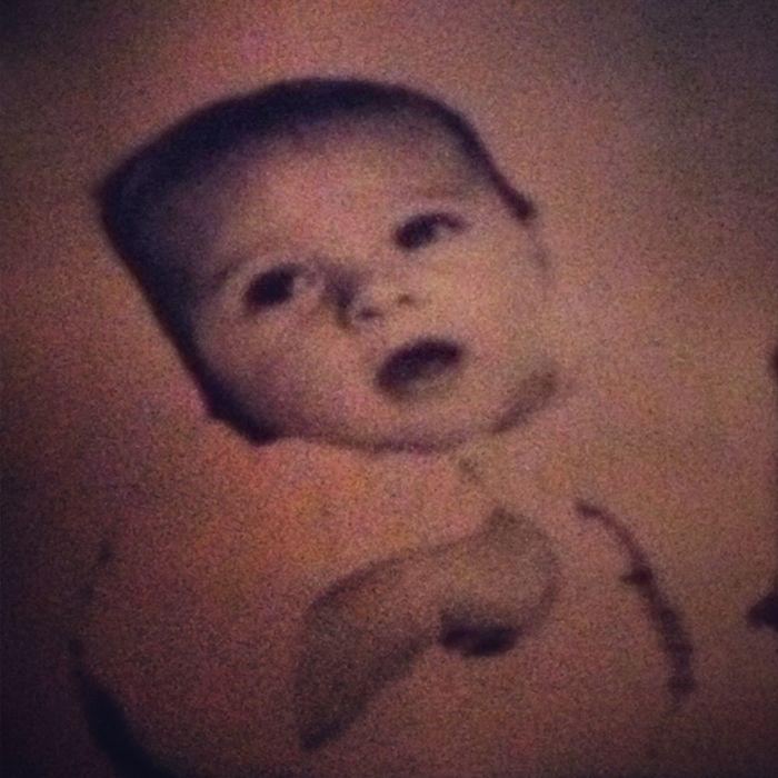 ME - Michael J Armijo as a Baby Bambino Northern California Alameda County