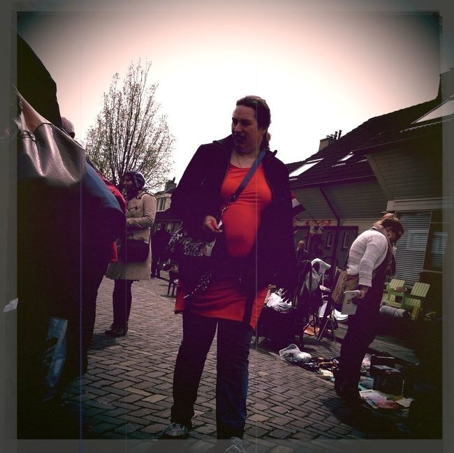 Streetphotography Lomography Kingsday Today We Get A New King!