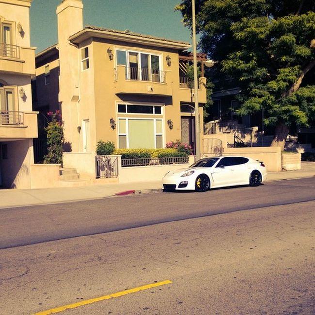 Live fast & ride clean! Yrflifestyle Porsche Santamonica Westla