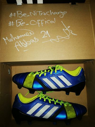 Adidas Predator Official Realmadrid Be Nitrocharge Be Official