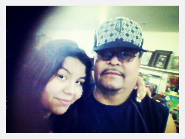 ME AND MY DADDY I WUV YOU DADDY