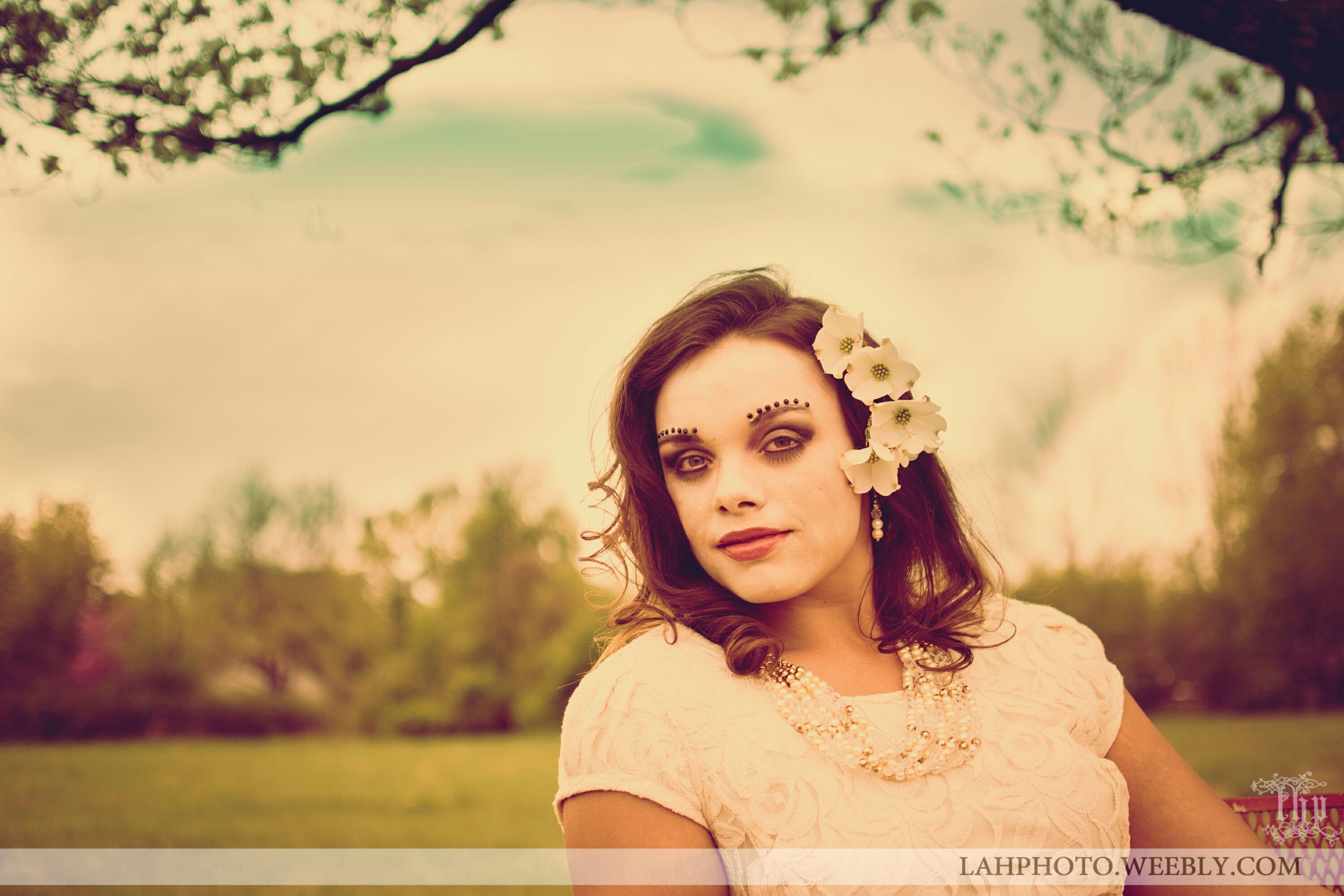 Muah misty dupree model jacqetta Makeup Lahphotonwa Lahphoto Fantasy Flowers