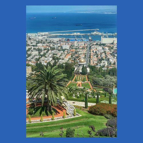 Bahai 'sTemple MountCarmel Haifa