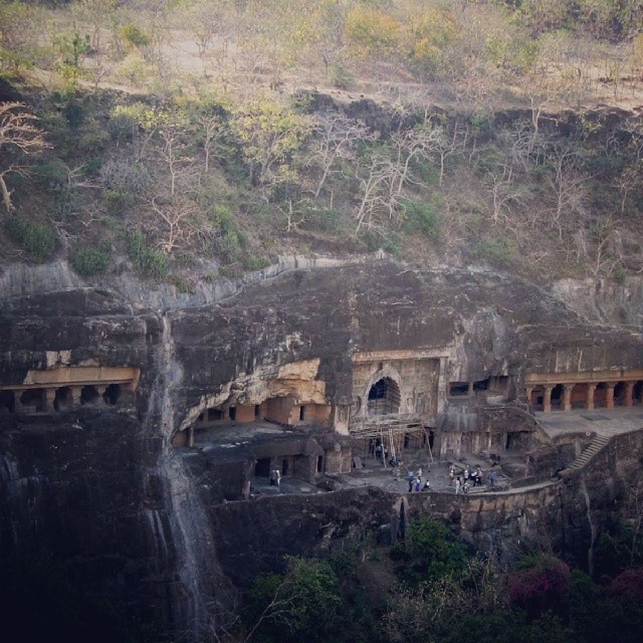 Ajanta Caves, Maharashtra, India. Ajanta Ajantacaves Worldheritagesite Worldheritage incredibleindia india wanderlust travel india maharashtra