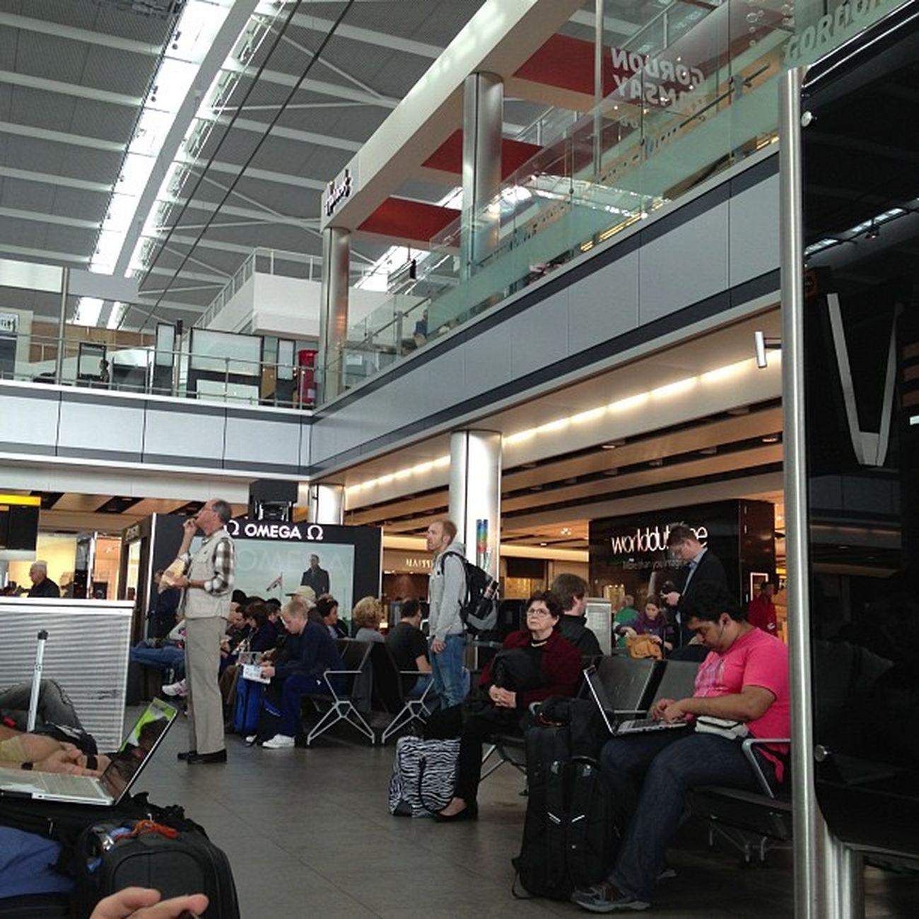 #london #heathrow #uk #iphoneonly #nofilter London Uk Iphoneonly Nofilter Heathrow