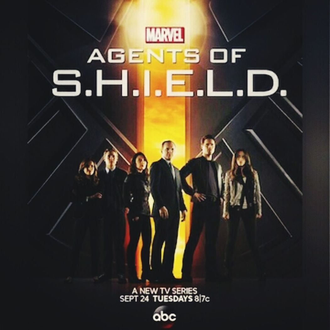 Oh, yes...! Marvel Agentsofshield Coulson Tv-shows