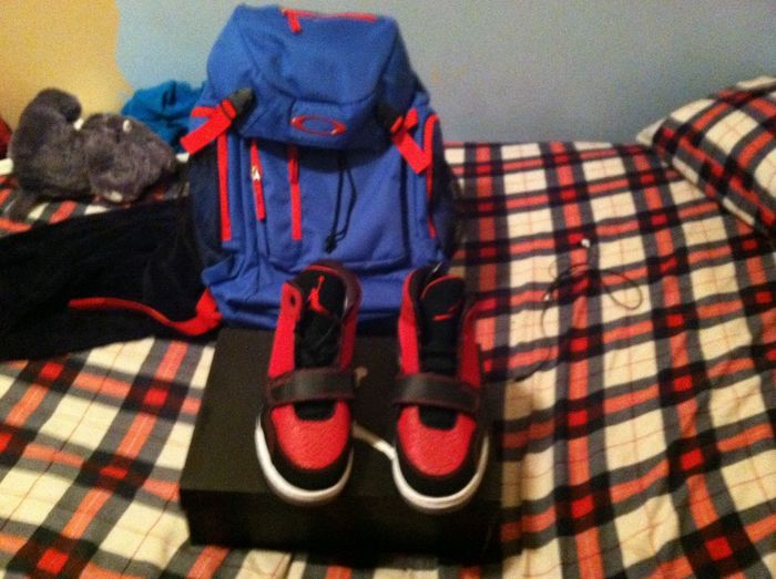 Cough this yesterday Newshoes Newbagback My Life