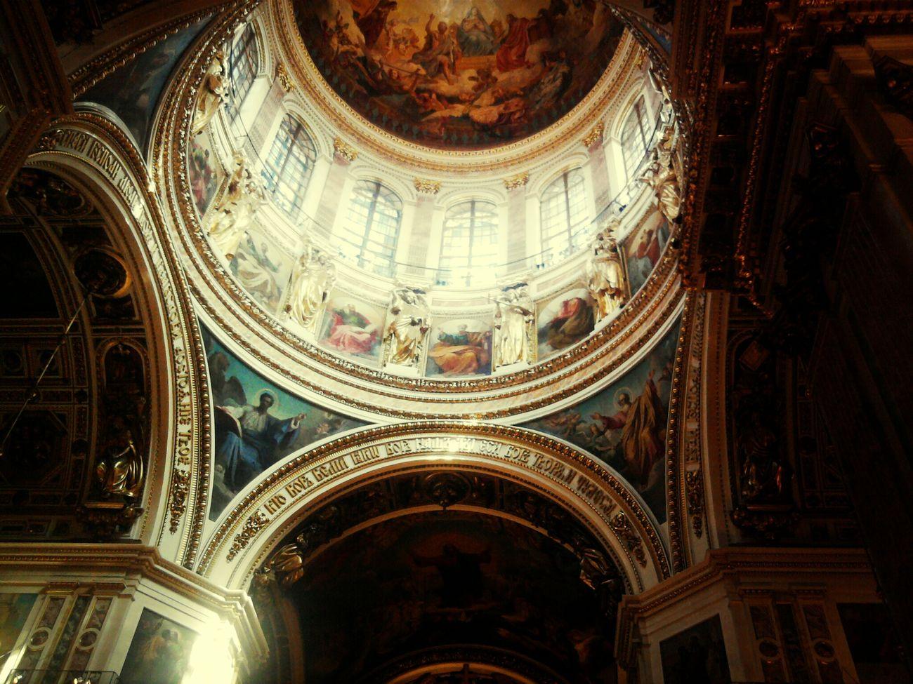 Saint Petersburg Freska Architecture