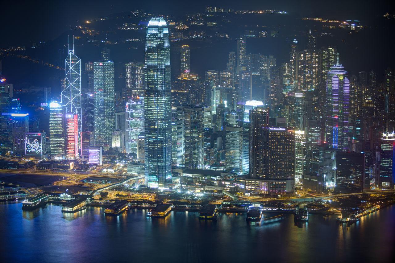 Beautiful stock photos of hong kong, Architecture, Building Exterior, Built Structure, Capital Cities