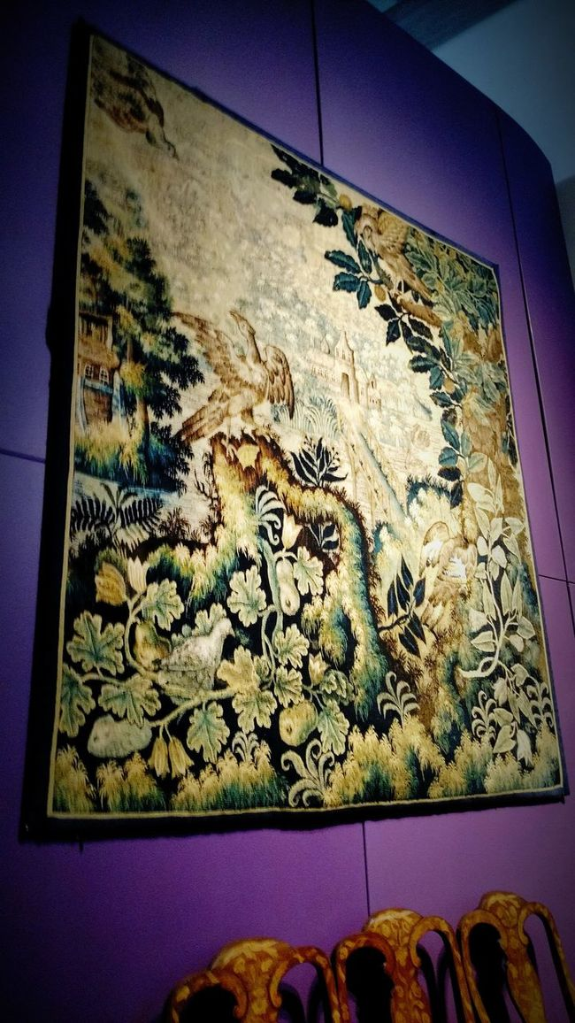 ArtWork Textures And Surfaces Textile Barroco Artistic Expression Museum Of Art