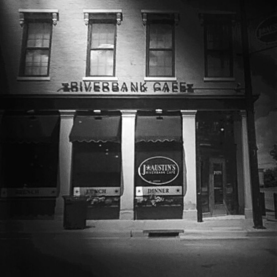 Restaurant Hamilton Food River Bank Cafe