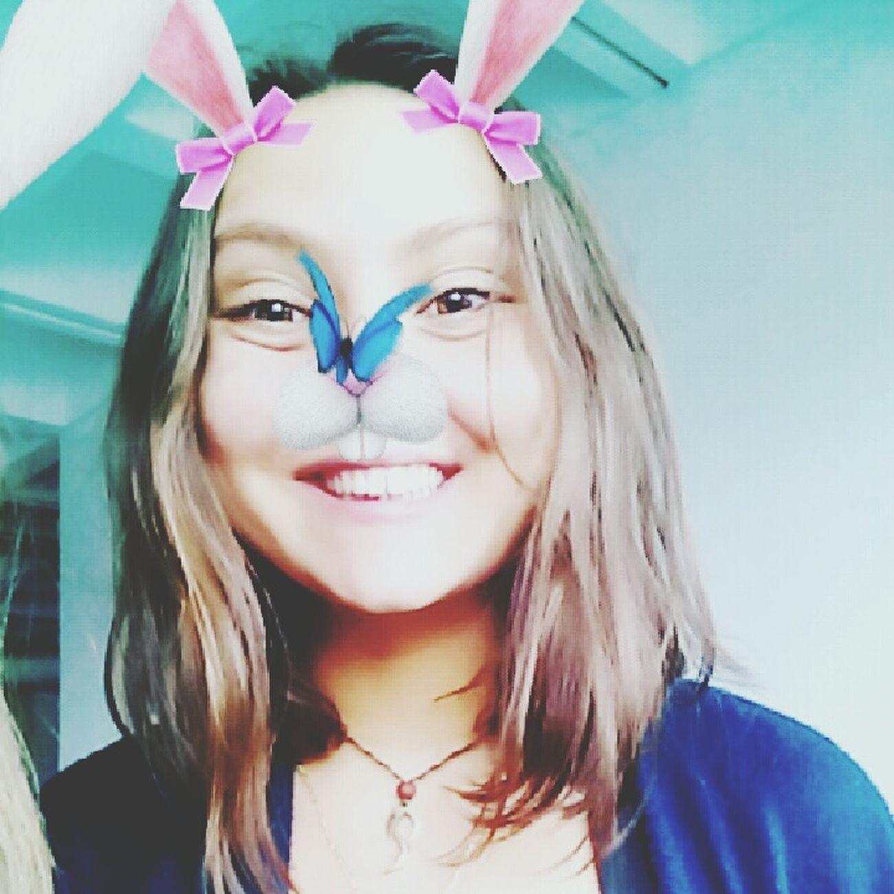 Taking Photos Verycool Enjoying Life Hi! That's Me Cheese! Rabbit ❤️ Lapine Buterfly Snapshots Of Life Snapchat