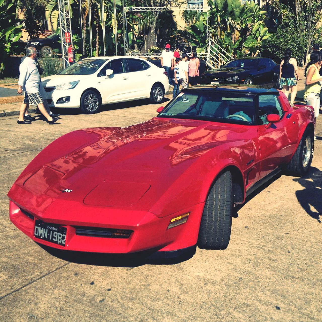 1982 Corvette C4 Eyeem Old Time Cars Official Photos Club 🚘🚕🚗🚕🚘 Classic Car Vintage Taking Photos