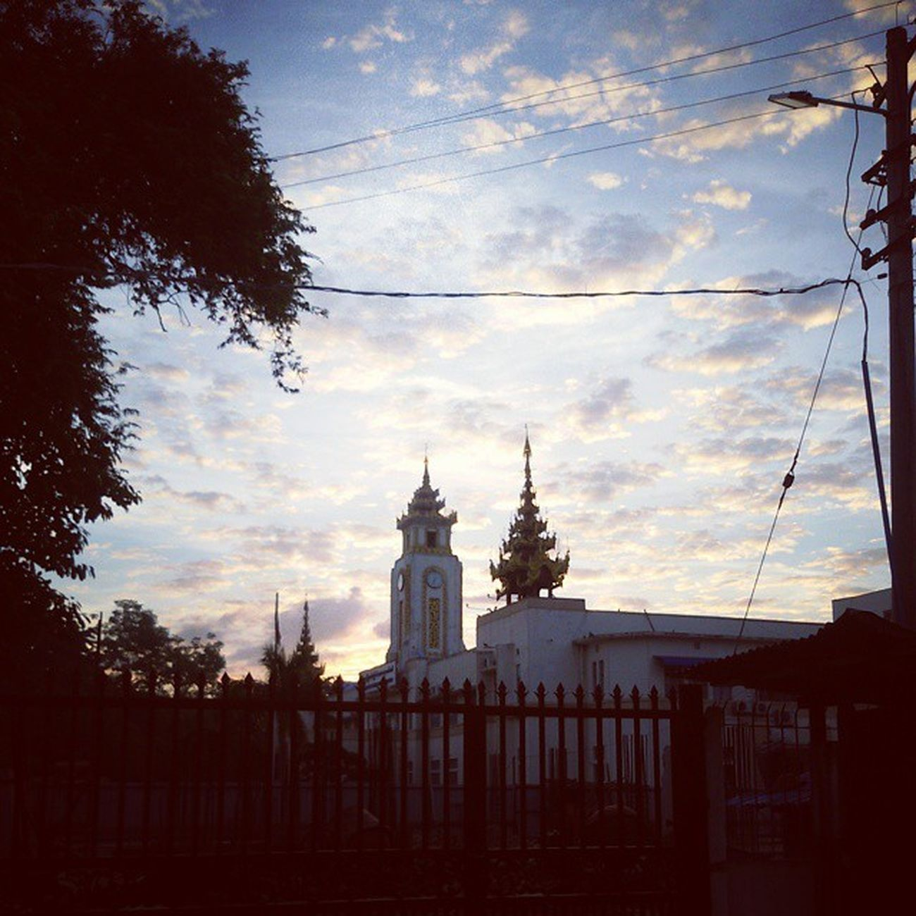 Morning igers!! MCDC Mandalay_city_development_committee Mandalaycitydevelopmentcommittee Office Building Mandalay Myanmar Burma Igers Igersmyanmar Igersmandalay Vscocam Vscomyanmar