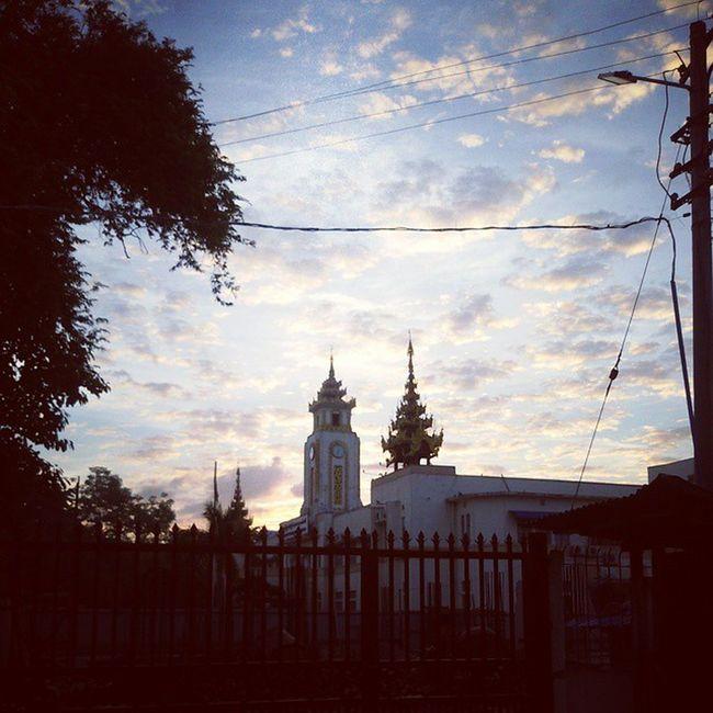 Morning igers!! MCDC Mandalay_city_development_committee Mandalaycitydevelopmentcommittee Office Building Mandalay Myanmar Burma Igers Igersmyanmar Igersmandalay Vscocam Vscomyanmar