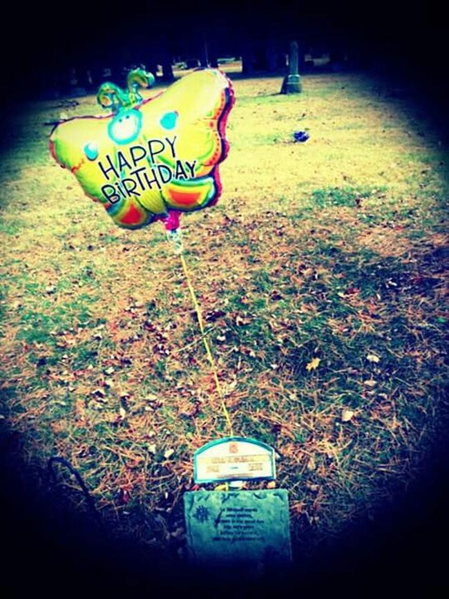Happy Birthday Mom! R.I.P <3 Love You Mom ♥