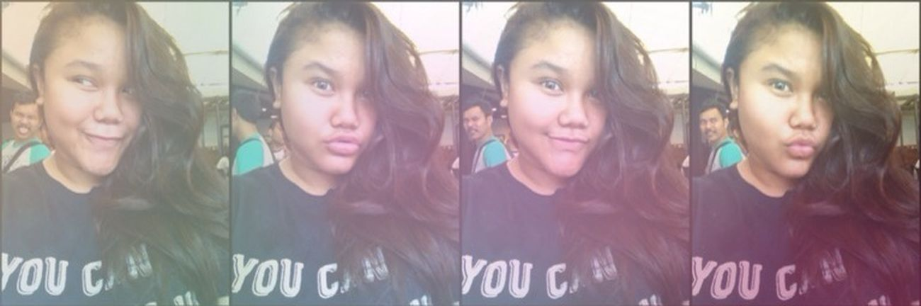 My hair?