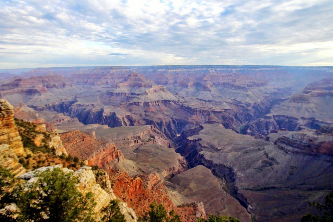 Beautiful stock photos of grand canyon, Brown, Cloud, Cloudy, Day