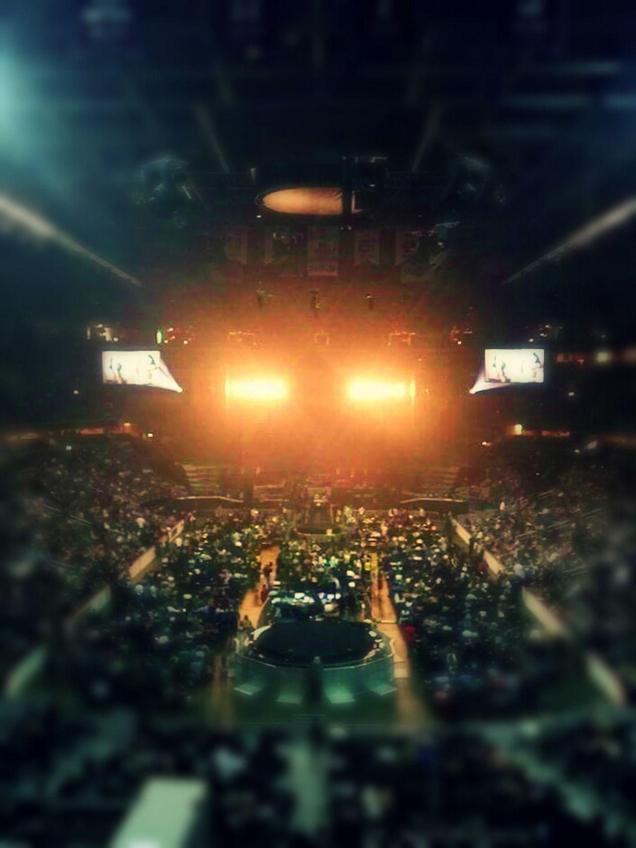 Verizon Center Washington, D. C. Concert Photography Concert Concert Venue