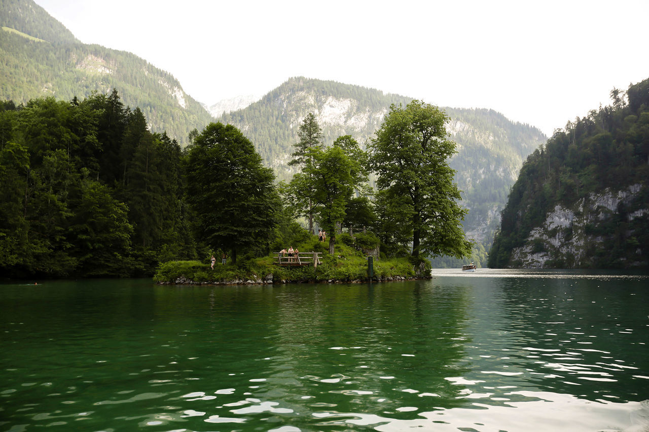Deutschland Electric Boat German Germany Königssee Lake Lake And Mountain Mountain Mountains Outdoors Travel Travel Destinations Travel Photography