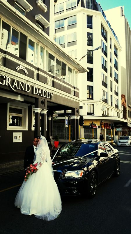 Long Street Cape Town Brother's Wedding