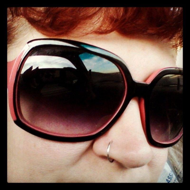 Found Vikkye's Random Sunglasses Experience Bigglasses Randomshit Roadtrip