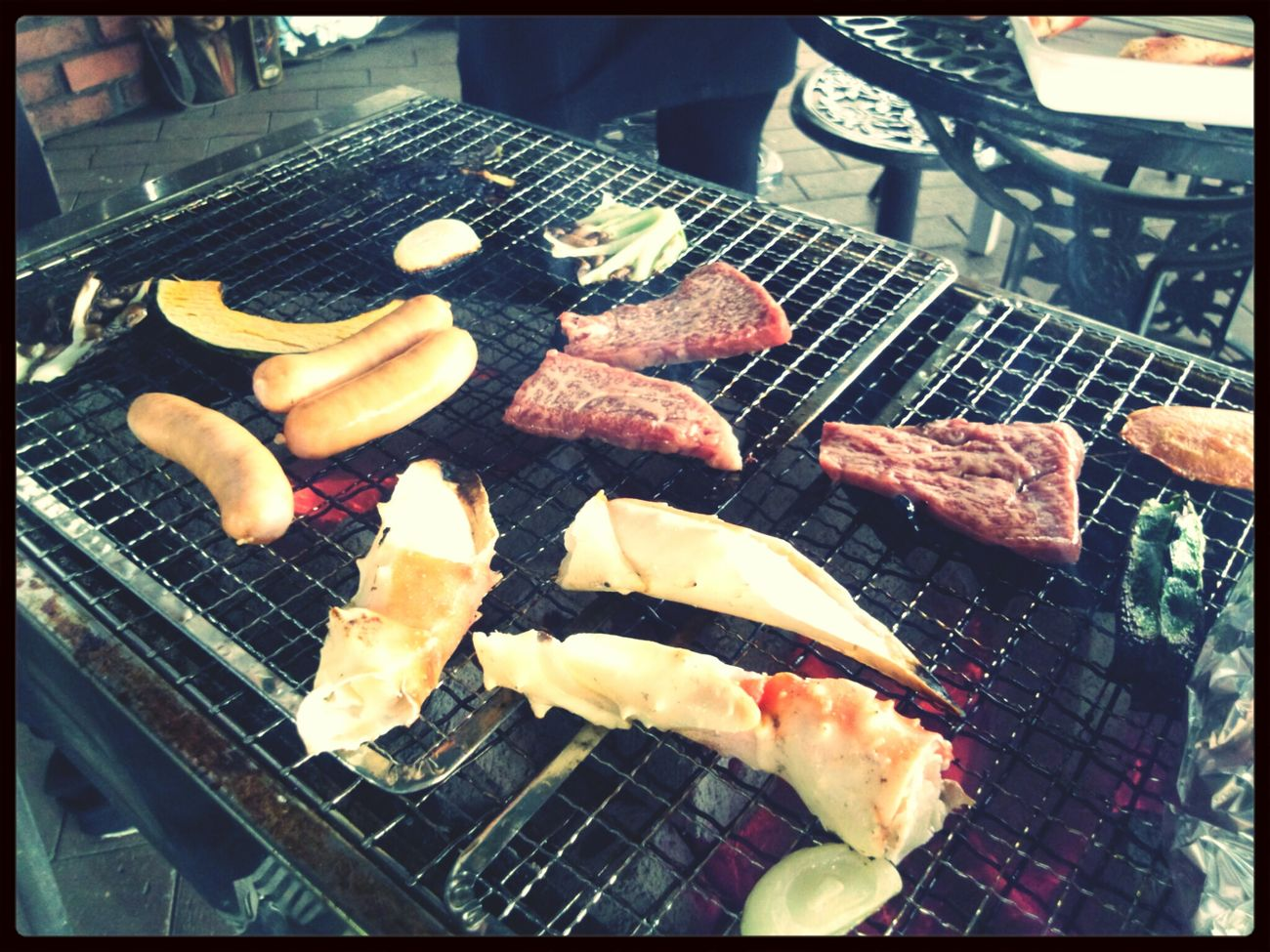 BBQ♡ In Ezuko